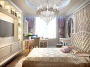 Дизайн спальни  Астана
