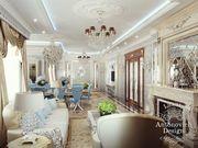 Дизайн дома Алматы. Свежесть и грация