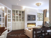 Профессиональный дизайн интерьера домов и квартир!