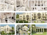 Дизайн интерьера коммерческих и жилых помещений