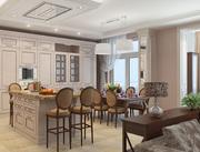 Заказать дизайн интерьера жилых и общественных помещений в студии Asha